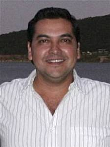 Mayor Marco Antonio Leal Garcia in Hidalgo